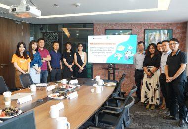 Dự án Công nghệ số an toàn và thông minh cho Châu Á – Thúc đẩy an ninh kỹ thuật số thông tin, quyền công dân và sự lựa chọn của người tiêu dùng trực tuyến châu Á