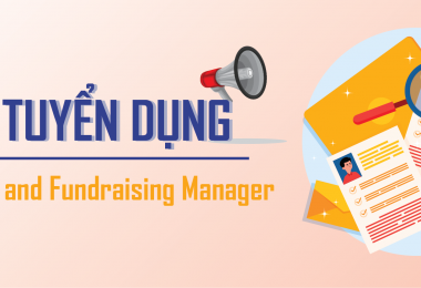 MSD tuyển dụng vị trí Partnership and Fundraising Manager 2021
