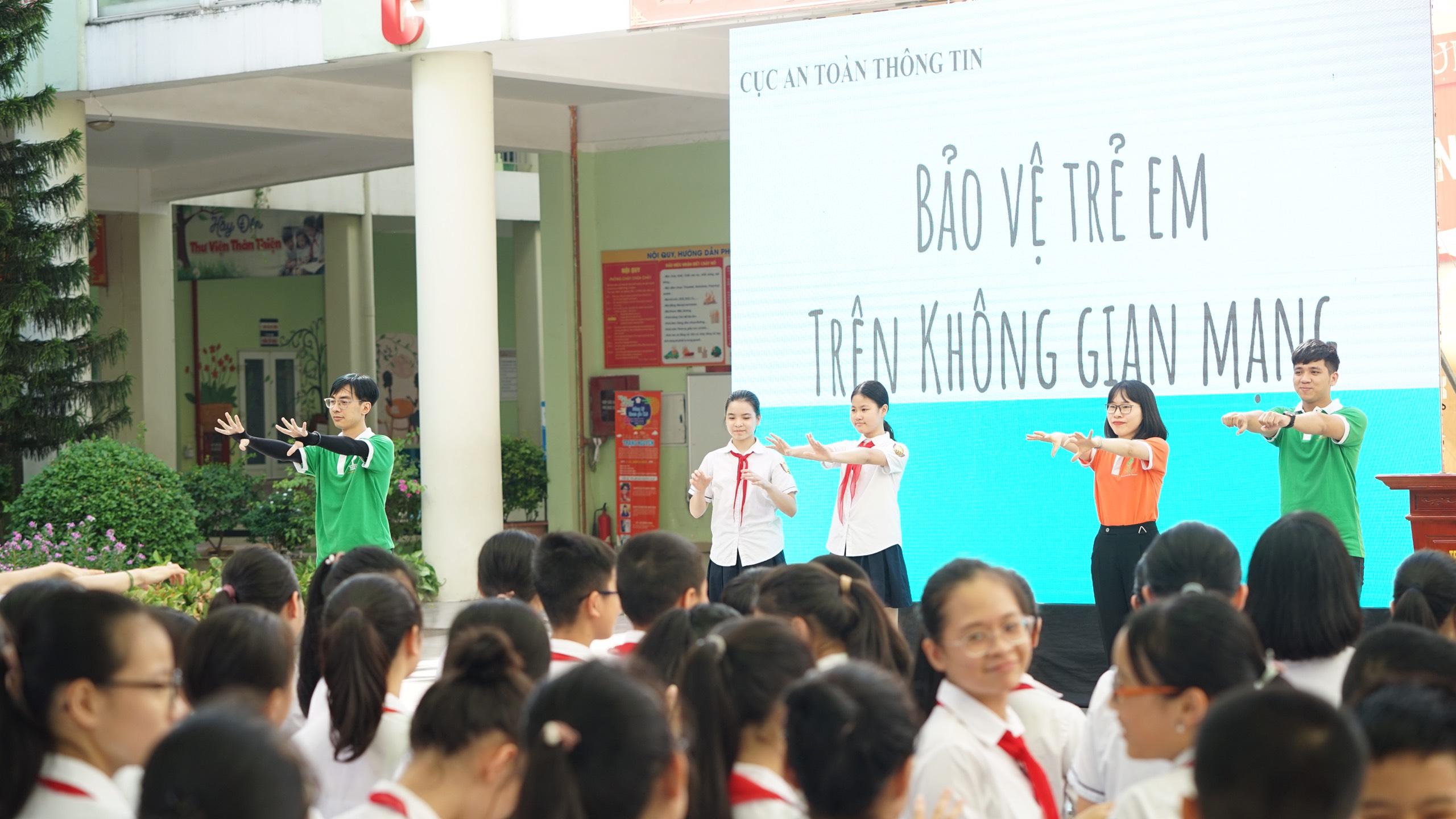 """TCBC: Sự kiện truyền thông – tham vấn trẻ em về dự thảo đề án """"Bảo vệ và hỗ trợ trẻ em tương tác lành mạnh, sáng tạo trên môi trường mạng"""""""