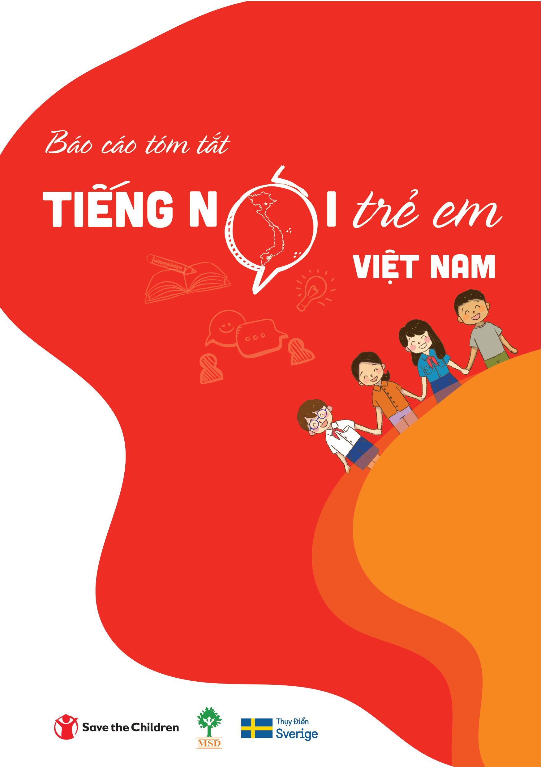"""Báo cáo khảo sát """"Tiếng Nói Trẻ Em Việt Nam"""" và 15 Phát Hiện Nổi Bật"""