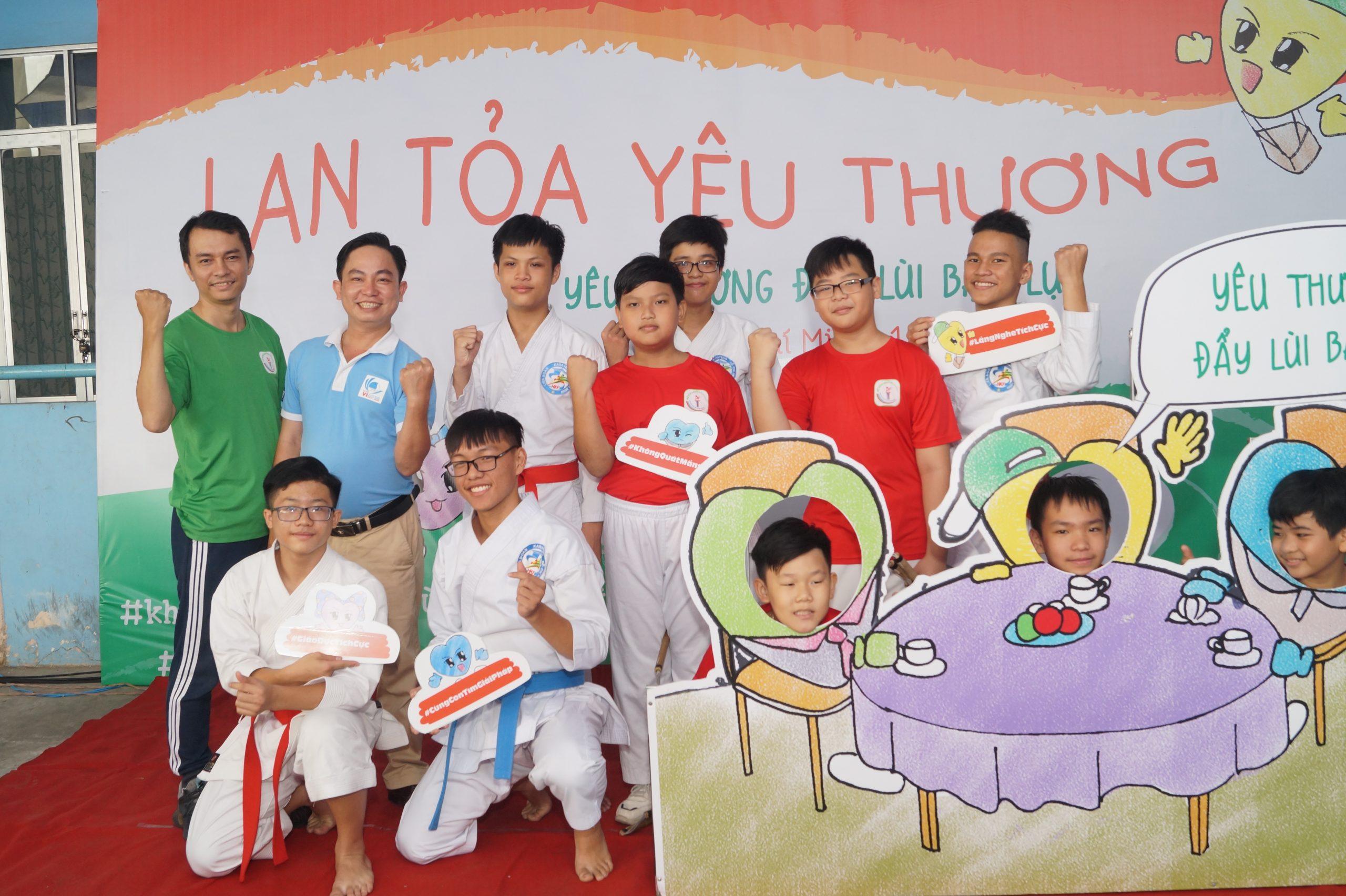 TCBC: Ngày hội Lan toả yêu thương TP.HCM
