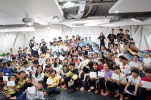 TCBC: Ngày hội Trao em Trang mới cuộc đời – Trung thu cho em
