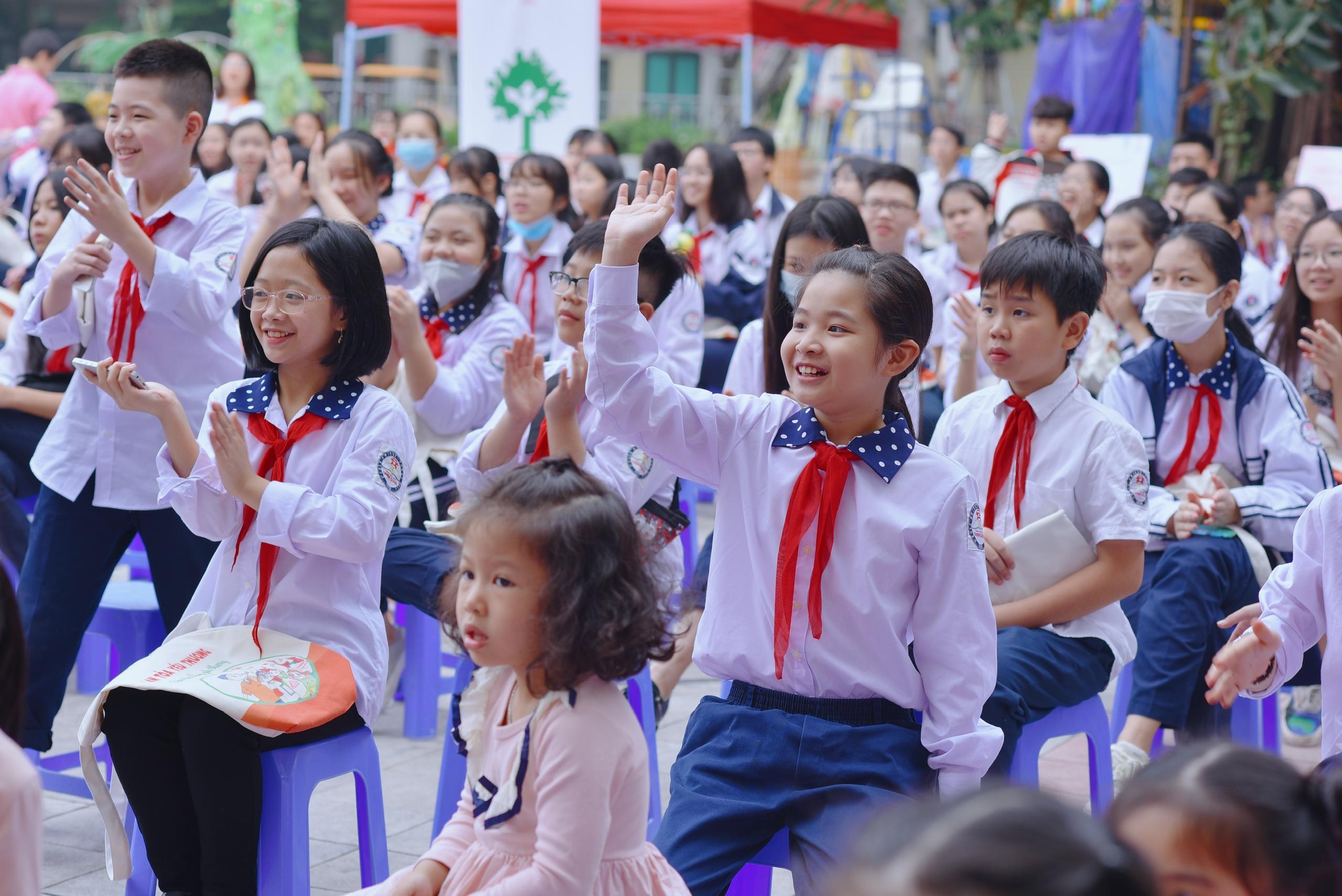 TCBC: Ngày hội Lan toả yêu thương 2020 – Giáo dục bằng yêu thương tại Hà Nội