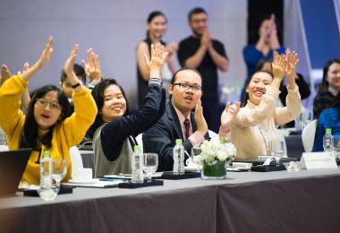 THƯ MỜI THAM GIA CỘNG ĐỒNG LÃNH ĐẠO TRẺ: YOUTH LEADER UNITED VIETNAM