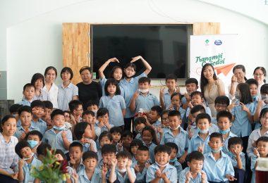 TCBC: Trang mới cuộc đời – Trao tặng đồ chơi cho trẻ em có hoàn cảnh khó khăn tại TP.Hồ Chí Minh
