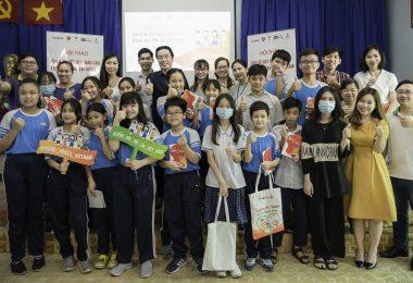 TCBC: Hội thảo Chia sẻ Báo cáo tiếng nói trẻ em Việt Nam tại TP.Hồ Chí Minh