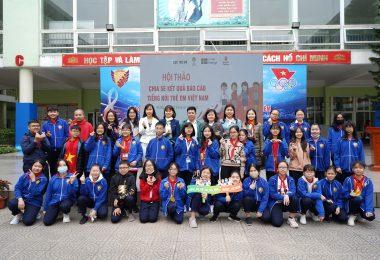 TCBC: Hội thảo Chia sẻ Báo cáo Tiếng nói Trẻ em Việt Nam
