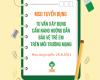 MSD tuyển dụng tư vấn xây dựng Cẩm nang hướng dẫn bảo vệ trẻ em trên môi trường mạng