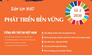 Bản tin MSD phát triển bền vững – Quý 2 năm 2020