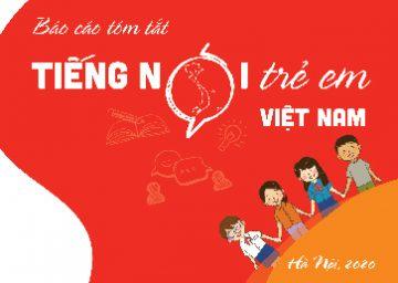 Báo cáo kết quả Khảo sát Tiếng nói Trẻ em Việt Nam (Bản tóm tắt)